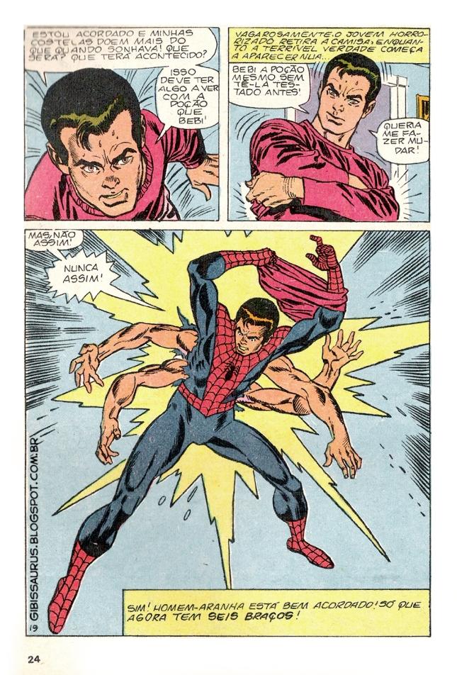 Spider vs Morbius 2-3